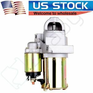 New Starter For Chevy 4 3l S10 Blazer C Series Truck 99 04 Astro Van Sdr0086