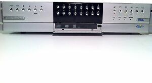 Dedicated Micros Digital Sprite 2 80gb 16 channel 2 way Audio Dvd rw