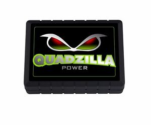 Quadzilla Xzt Add 65hp For 5 9l Dodge Cummins Ram 2500 3500 2001 Dxzt 01