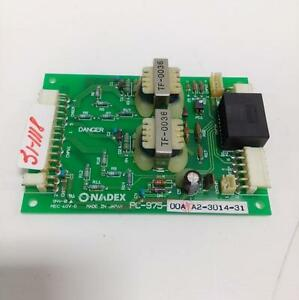 Nadex Printed Circuit Board Pc 975 00a 42 3014 31