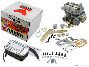 Mitsubishi Pickup 2 6 Weber Carburetor weber Carb Kit