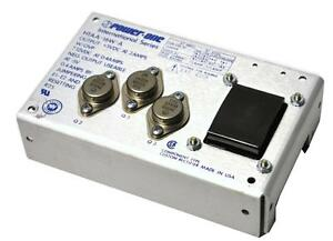 Power One Htaa 16w a International Series Power Supply 5 Volts 2 Amps