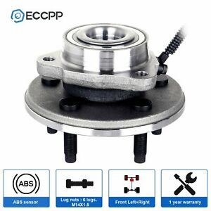 Front Wheel Hub Bearing Assembly 5 Stud Fits 2002 2005 Ford Explorer Mountaineer