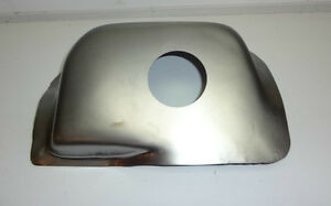 Chevrolet Chevy Chevelle Pontiac Gto 4 Speed Tunnel Cover Pan W o Console