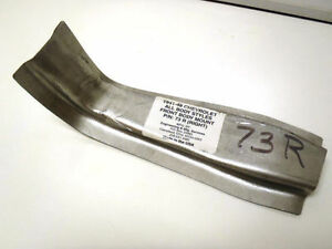 Chevrolet Chevy Car Floor Brace Front Right 1941 1948