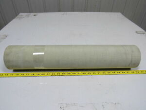 2 Ply Grey Pvc Smooth Top Conveyor Belt 20ft X 24 7 8 0 050 Thick