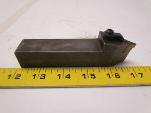 Carboloy Mdpnn 16 4 Insert Tool Holder Threading Turning 5 Oal 1 x1 Shank