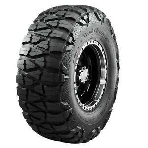 4 New Nitto Mud Grappler Tires 40x15 50r20lt 127q 8ply D
