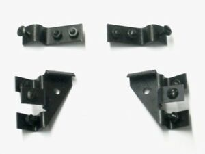 Ford Car Hood Latch Radiator To Grille Grill Mounting Bracket Set 1933