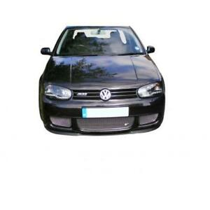 Vw Golf Markiv R32 Lower Grill Set Silver Finish 1998 To 2004
