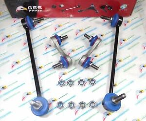 4psc Front Rear Sway Bar Links E39 525i 528i 530i 33551095532 31351095661