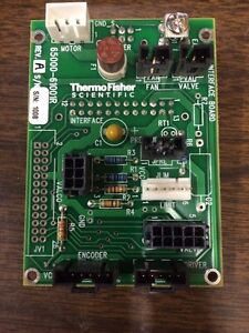 Thermo Fishe 65000 61001r Pump Interface Pcb Board Hplc Chromatography