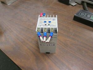 Basler Electric Over Voltage Relay Be3 59 3a1n1 120v L l 50 60hz Used