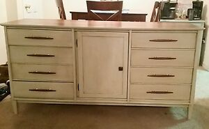 Antique 12 Drawer Dresser