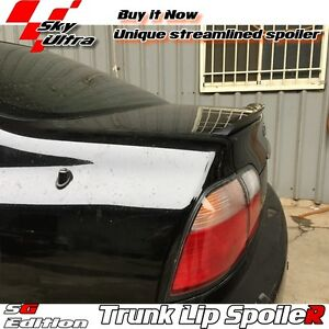 Painted Sg Rear Trunk Lip Spoiler Wing For Honda Civic K8 6th 4d 2d 1996 2001