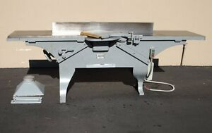 Northfield Heavy Duty 16 Jointer Model 16hd woodworking Machinery