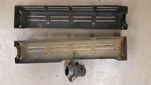 Satoh Mitsubishi Beaver S370 M372 2wd 4x4 Exhaust Complete Cover
