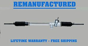 R35 2005 2010 Chevrolet Cobalt Electric Power Steering Rack And Pinion