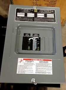 Transfer Panel transfer generator Switch 90 Amp 90 Amp 8 16 Circuit Indoor