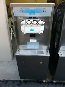 Seven 7 used Taylor 2011 Soft Serve Yogurt Machines 794 33 Air Cooled Phase 3