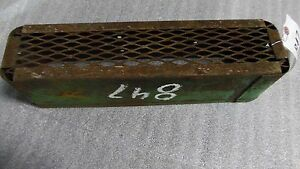 Jd 620 Tool Box Item 0847