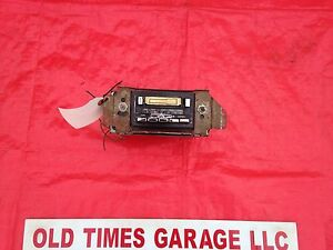 Gm Delco Am fm Cassette Radio Camaro Firebird Truck 75 76 77 78 79 80 Trans Am