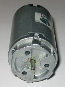 Buehler 12v 2000 Rpm Dual Shaft Motor Low Current And Low Noise Dc Motor