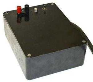 Acdc Electronics 12n1 7 Power Supply In Custom Enclosure 12 Vdc 1 7 Amps