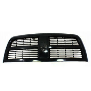 10 12 Ram Pickup Truck Front Grill Grille Assembly Black Shell Insert 68067722aa