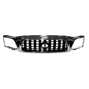 For 01 02 03 04 Tacoma Pickup Truck Front Grill Grille Assy To1200248 5310004240