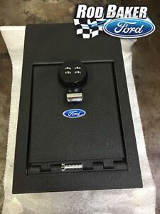 2011 2016 Ford Explorer Security Combination Lock Vault Center Console Safe Oem