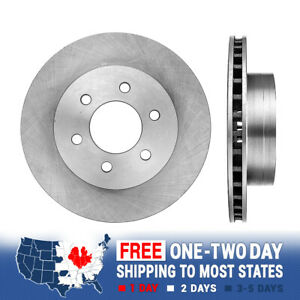 Front Brake Rotors For 1998 1999 2000 2001 2002 Dodge Dakota Durango 2wd 4wd