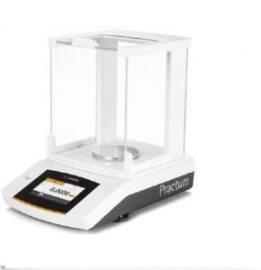 Sartorius Practum224 1s Analytical Lab Balance 220 G X 0 1 Mg touch Screen new