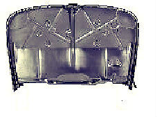 32 Ford Firewall Fire Wall Original Style Without Feet 1932 All Models