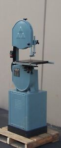 Delta Model 28 203 14 Wood Band Saw woodworking Machinery