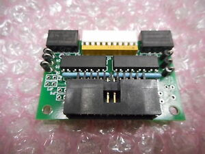 Svg Thermco 171810 001 Opto Isolator Pcb Assly For Vertical Thermal Products