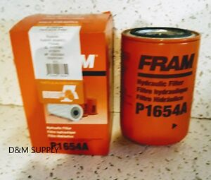 Ford Tractor Hydraulic Filter 3550 4000 5000 6000 700 701 713 723 750 753 900