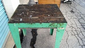 Greene Mfg Weld Fabrication Plasma Cutting Table Welding Table Gmi Welding Table