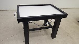 Pneumatic Self Leveling Vibration Isolation Table