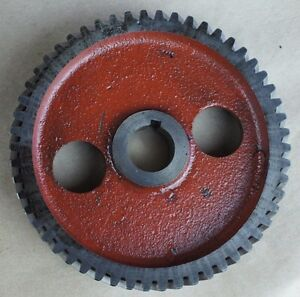 Ih International Farmall 460 D236 Diesel Engine Motor Cam Camshaft Timing Gear