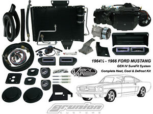 Ford Mustang 1964 1965 1966 Air Conditioning Heat Defrost Vintage Air Kit