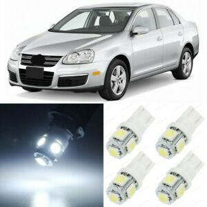 11 X White Interior Led Lights Package For 2005 2010 Volkswagen Vw Jetta tool