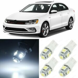 13 X White Interior Led Lights Package For 2011 2017 Volkswagen Vw Jetta Tool