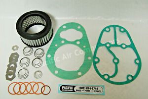 Kellogg American 320 Head Overhaul Kit Gaskets Valve Disc Air Compressor Parts