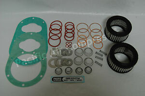 Kellogg K25n Head Overhaul Kit 47039 Gasket Valve 47609 Air Compressor Part