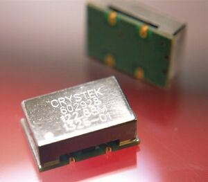 2 Crystek 122 88 Mhz Voltage Controlled Vcxo Low Phase Noise Oscillator 602928