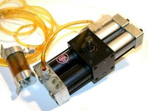 New Phd Air Pneumatic Rotary Actuator R23r 2090 d a m k