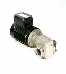 Bodine Electric Motor And Bosch Gearbox Model 42y6bfpp