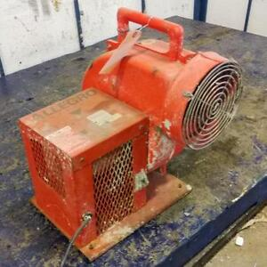 Allegro Industries Blower Model 9504