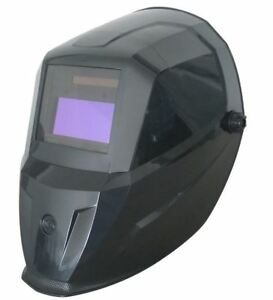 Kobalt Auto Darkening Welding Helmet Mask Throat Guard Welder Lens Tool Tools